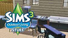 The Sims 3 Outdoor Living Stuff | Region-free PC Origin Download Key Code