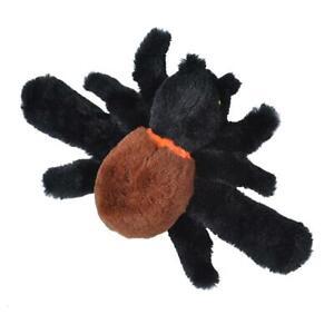 "Wild Republic Huggers Spider 8"" Soft Plush Slap Bracelet"