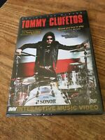 Tommy Clufetos: Behind the Player Brand New Sealed DVD Artist For Artist Series