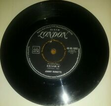 """Johnny Burnette - Dreamin' - 7"""" 45 rpm single 1960"""