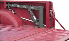 1/2 Ton 1000LB Pickup Truck Bed Crane Foldable Swivel Lift Jack 60 Day Warranty
