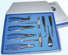 Tooth Extraction Set Of 9 (from USA)