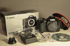 Canon EOS 7D 18.0 MP SLR-Digitalkamera Body - nur 18000 Auslösungen -