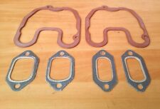 belarus tractor 250as, 300, nortrac 250a engine valve cover&manifolds gaskets