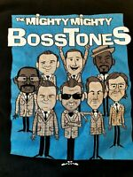 Tour Shirt The MIGHTY MIGHTY BOSSTONES  Tour Concert T-Shirt XL 231219K