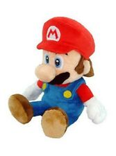 "Authentic Licensed Super Mario Bros 8"" Mario Stuffed Plush Toy Soft Doll NWT"