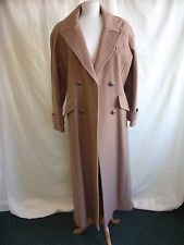 Ladies Coat - Unknown, size 16-18, camel, pure new wool, used, very warm - 2011