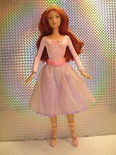 Barbie y Die 12 tanzenden Prinzessinen 3 Muñeca Box Set Edeline Muñeca Original Traje