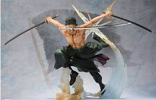 One Piece Roronoa Zoro Battle Rengoku Action Figure Statue Model Collection Doll