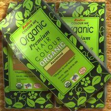 Radico Colour Me Organic Ash Blonde Pflanzenhaarfarbe Aschblond 100g Naturkosmet