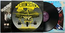 Matchbox Riders In the Sky Flying Colours & Midnite Dynamos 3 LPs Rockabilly
