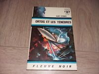 ANTICIPATION N°376 ORTOG ET LES TENEBRES / KURT STEINER
