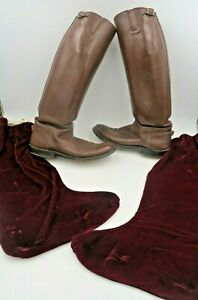 Texas A & M Senior Corps Cadet Boots by HOLICKS College Station TX (Pre-owned)