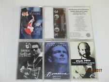 6 tape lot    blues guitar   , j. winter, jimmie vaughan    +++++   q29