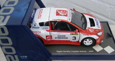 TOYOTA COROLLA  TROPHEE ANDROS 2006 ALAIN PROST LIMITED EDION   1/18 IN BOX