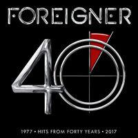Foreigner - 40 [New Vinyl LP]