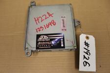 1997-2001 JDM HONDA PRELUDE DOHC VTEC H22A OB2 ECU MANUAL TRANS