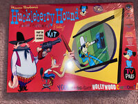 RARE Hanna Barbera Huckleberry Hound Spumco Cartoon Cel Painting Kit SEALED 1995