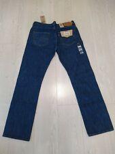 Nuevo Levi's 501 calcetines para vaqueros 34/32 azul oscuro, 005010194