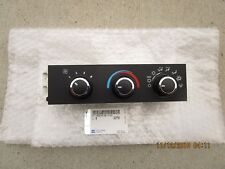 GM GMC CHEVY 84288985 ACDELCO 1574772 A/C HEATER CLIMATE TEMPERATURE CONTROL NEW