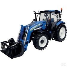 Universal Hobbies New Holland T6.145 Tractor With Loader 1:32 Scale Model Gift
