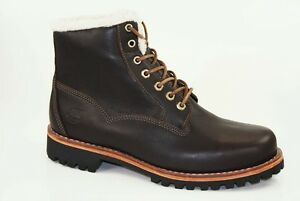 Timberland Heritage 6 Inch Boots Waterproof Ankle Boots Lace Up 6555A