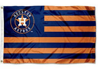 HOUSTON ASTROS 3x5 ft Flag Banner Brand New Free Shipping
