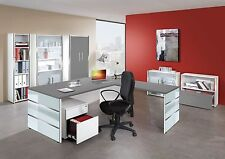 Schreibtisch Siena 180 x 190 Winkel- Managertisch Büromöbel Sofort lieferbar!
