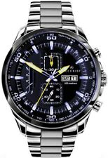 Accurist 7005 Chronograph Men's WR 100M All Stainless Steel 2 Yr Guar RRP £169