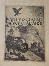 Blatt von Arnold Gara, Erotic