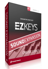 Toontrack EZkeys - Sound Expansion - Choose Any (Serial Download - Digital)