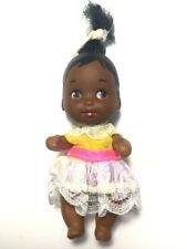 Mattel Barbie Baby Sister African American Krissy Ponytail Outift