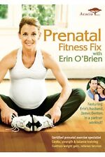 Prenatal Fitness Fix (Erin O'Brien) New DVD R4
