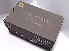 PSP 2000 Crisis Core Final Fantasy 7 Limited Silver Console rare japan F/S