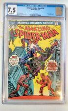 Amazing Spiderman #136 (1st Harry Osborne As Green Goblin) CGC 7.5 Off-white