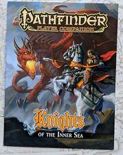 Pathfinder reproductor compañero caballeros del mar interior Paizo 2012