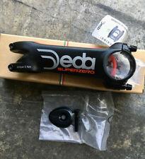 Deda Elementi SUPERZERO +/-8° 31.7 110mm Alloy Road Bike Stem Team Finish - NEW