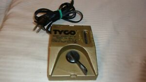 Vintage HO Scale Tyco Hobby Transformer Power Pack #895 for DC