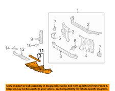 TOYOTA OEM 00-06 Tundra Under Radiator/Engine-Splash Shield Cover 5140534010
