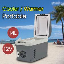Car Fridge 14L 12VDC Thermoelectric Portable Cooler & Warmer Cigarette Lighter