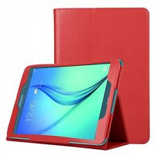 Protective Case Red Cover for Samsung Galaxy Tab A 9.7 T555N T550