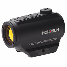 Holosun HS403A Micro Red Dot Sight Adjustable 2 MOA with 1/3 Co-witness Mount