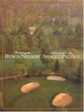 Historic Golf Courses of America Hardcover Pat Seelig