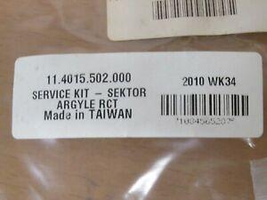 Rock Shox Sektor Argyle RCT Service Kit Part No 11.4015.502.000