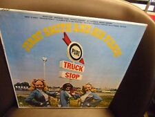 Jerry Smith and His Pianos Truck Stop LP ABC Records VG+ IN Shrink