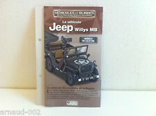 Atlas - Fascicule de la Jeep Willys MB