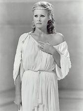 "1981 Original SILVER GELATIN Photo actress Ursula Andress ""Clash of the Titans"""