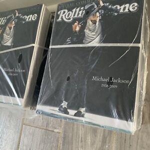 Rolling Stones Magazine Michael Jackson