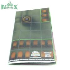 Heroclix Convention Exclusive set Sporting Arena Map! Boxing Ring set