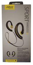 New listing Jabra Sport Wireless Plus + Bluetooth Stereo Headphones Headset Black Yellow New